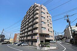 福岡県北九州市八幡東区宮田町の賃貸マンションの外観