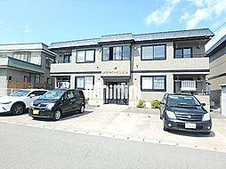 グランメール篠田A[2階]の外観