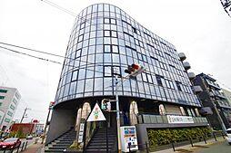 大阪府大阪市東成区東中本3丁目の賃貸マンションの外観