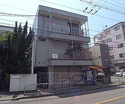 京都府京都市南区吉祥院東砂ノ町の賃貸アパートの外観