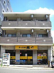 神奈川県横浜市都筑区仲町台1丁目の賃貸マンションの外観