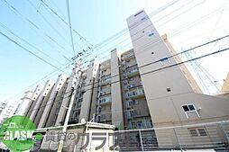 大阪府東大阪市小阪3丁目の賃貸マンションの外観