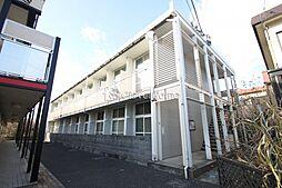 神奈川県座間市栗原中央5丁目の賃貸アパートの外観