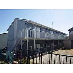 奈良県生駒郡三郷町立野北2丁目の賃貸アパートの外観
