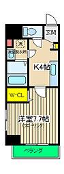YSC横浜ビル[3階]の間取り