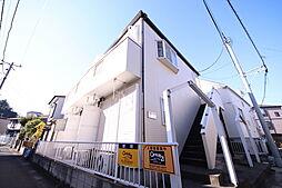 アミティヤマナシ[102号室]の外観