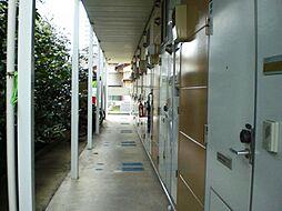 ハナブサNaraII[202号室]の外観