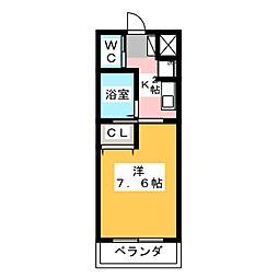 Y・K Field[1階]の間取り