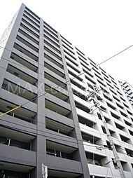 セレッソコートリバーサイドOSAKA[3階]の外観