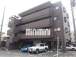 クイーンシティ吉川II[4階]の外観