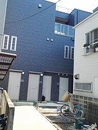 東京都墨田区東向島1丁目の賃貸アパートの外観