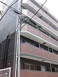 東京都墨田区立川3丁目の賃貸マンションの外観