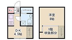 bravo東川崎737[3階]の間取り