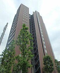 ライオンズ横浜新子安ハーバーコート[12階]の外観