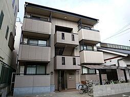 大阪府大阪市平野区平野上町2丁目の賃貸マンションの外観