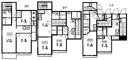 MaisonGrace南長崎[202号室号室]の外観