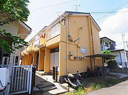 [テラスハウス] 千葉県柏市北柏2丁目 の賃貸【/】の外観