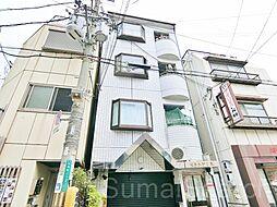 大阪府堺市堺区出島町2丁の賃貸マンションの外観