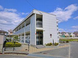 近鉄奈良線 大和西大寺駅 バス14分 平城中山北口下車 徒歩5分の賃貸アパート