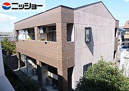 ルミナスハイムI[1階]の外観