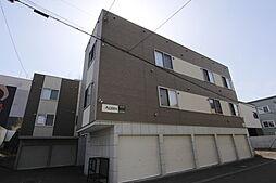 アゼリア札幌東[101号室]の外観