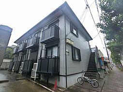 千葉県千葉市若葉区小倉台4丁目の賃貸アパートの外観