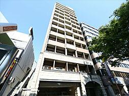 プレサンス名古屋駅前アクシス[201号室]の外観