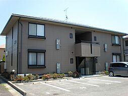 滋賀県草津市追分2丁目の賃貸アパートの外観