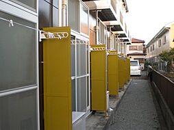 レオパレスB・P246D館[106号室]の外観