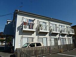 長野県長野市大字鶴賀の賃貸アパートの外観