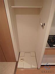 エステムコート梅田・天神橋リバーフロントの室内洗濯パン