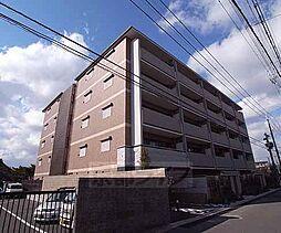 京都府京都市左京区田中門前町の賃貸マンションの外観