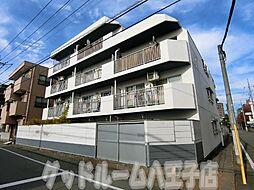 東京都八王子市台町4丁目の賃貸マンションの外観
