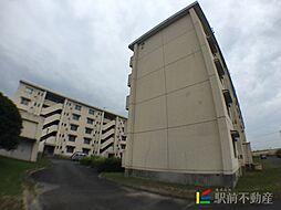 ビレッジハウス下広川2号棟[404号室]の外観