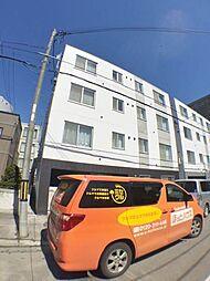 北海道札幌市中央区北四条西21丁目の賃貸マンションの外観