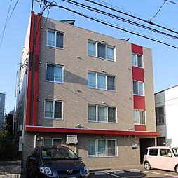 ラティール新札幌[2階]の外観