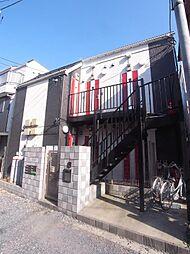 埼玉県ふじみ野市駒西1丁目の賃貸アパートの外観