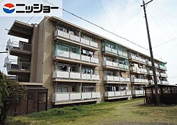 ビレッジハウス愛宕 1号棟[4階]の外観