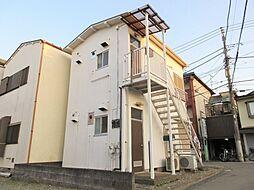 上野町アパート[1階]の外観