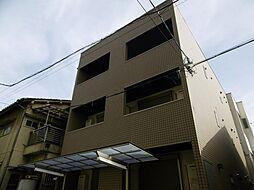 トーシン山坂[202号室号室]の外観