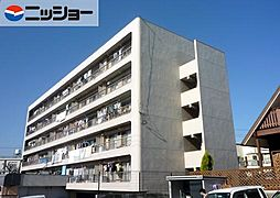 コーポ鳴子[4階]の外観
