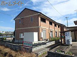 [テラスハウス] 岐阜県美濃加茂市西町6丁目 の賃貸【/】の外観
