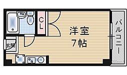 モンシャトル[2階]の間取り
