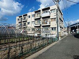 長谷川マンション[3階]の外観