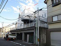 愛知県名古屋市千種区唐山町1丁目の賃貸アパートの外観