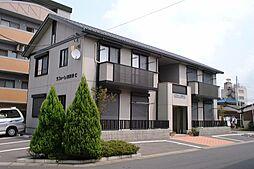 ラフォーレ田部井C 102号室[3DK号室]の外観