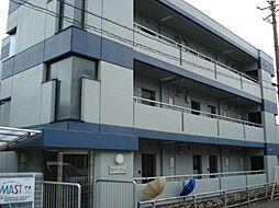 桂デッサム[3階]の外観
