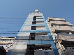 住吉スカイブルー[3階]の外観