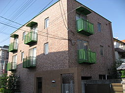 不二屋マンション[3階]の外観