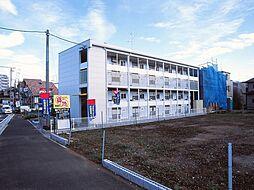 神奈川県大和市渋谷5丁目の賃貸アパートの外観